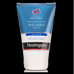 Neutrogena Crema Manos Anti-edad SPF25 - 50 ml