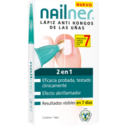 Nailner Lapiz Anti Hongos Uñas 4ml