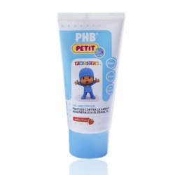 Phb Petit Gel Dentifrico Infantil Pocoyo 75 ml