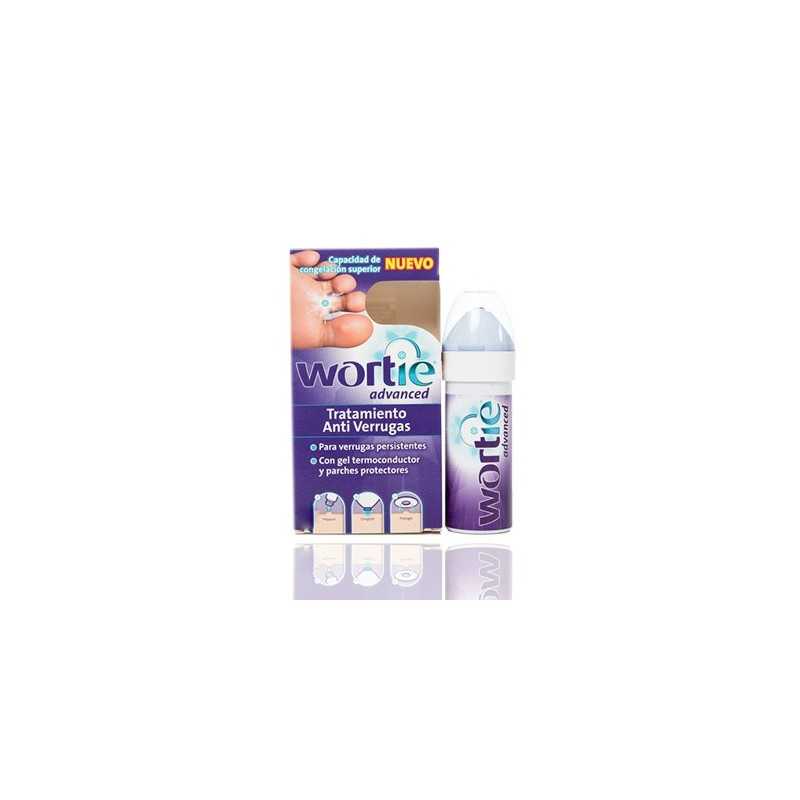 Wortie Antiverrugas 50ml