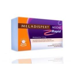 Meladispert Noche Rapid 20 Comprimidos