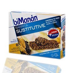 Bimanan Barrita Cereales Pepitas Chocolate 8 Uni