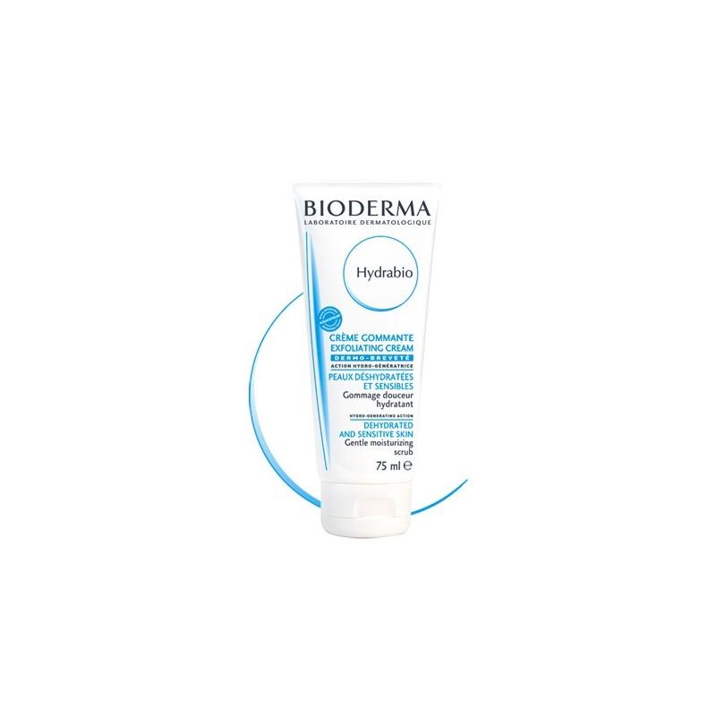 BIODERMA Hydrabio Exfoliante  Gel-crema Tubo 75 ml