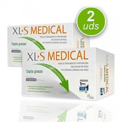XLS Medical Captagrasas Duplo 2x180 Comprimidos