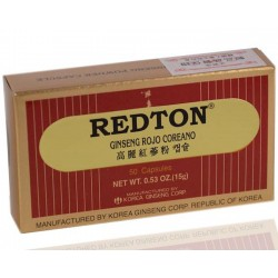 Abamed Pharma Ginseng Rojo Coreano Redton 50 Capsulas