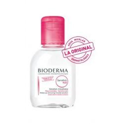 Bioderma Sensibio H2O Solución Micelar Piel Sensible 100 ml