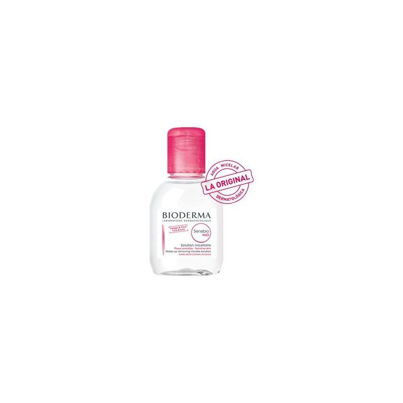 BIODERMA Sensibio H2O Solución micelar específica piel sensible  promocional Frasco 100 ml