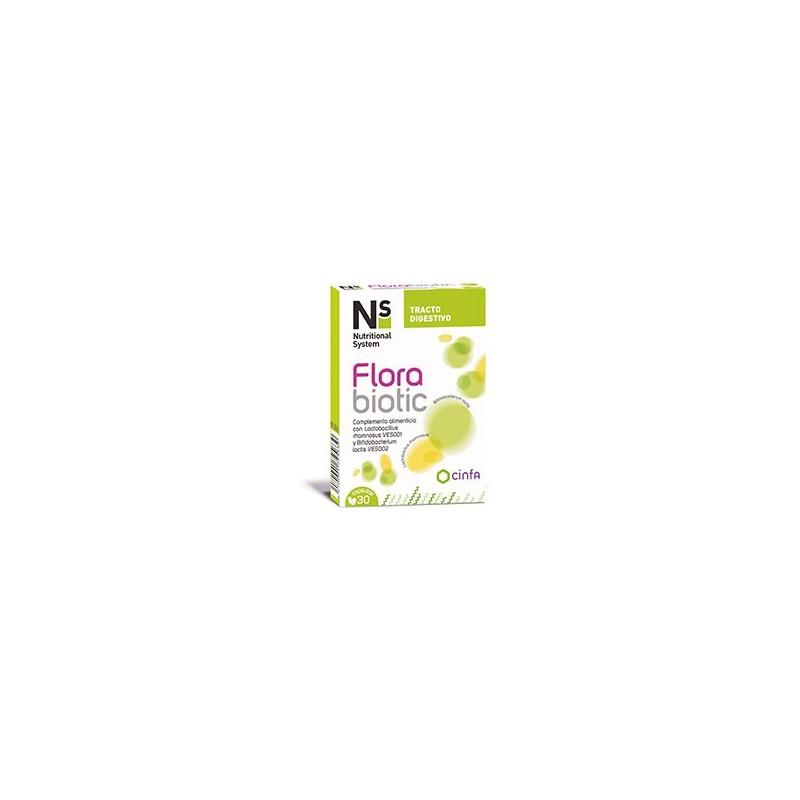 NS CINFA Florabiotic 30 cápsulas