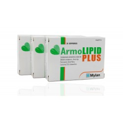 Armolipid Plus Pack 3 unidades 60 Comprimidos