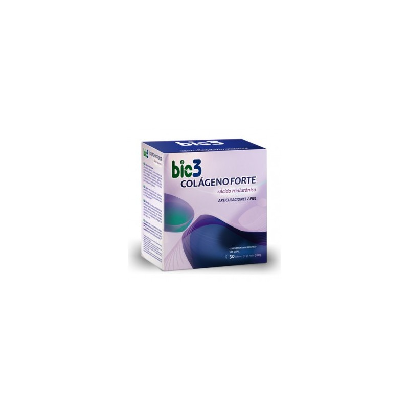 Bio 3 Colageno Forte 30 Sobres de 12g