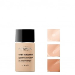 Filorga Flash-Nude Maquillaje Fluido SPF30 Color 02 Gold SPF30 30ml