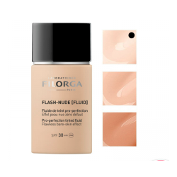 Filorga Flash-Nude Maquillaje Fluido SPF30 Color 00 Ivory SPF30 30ml