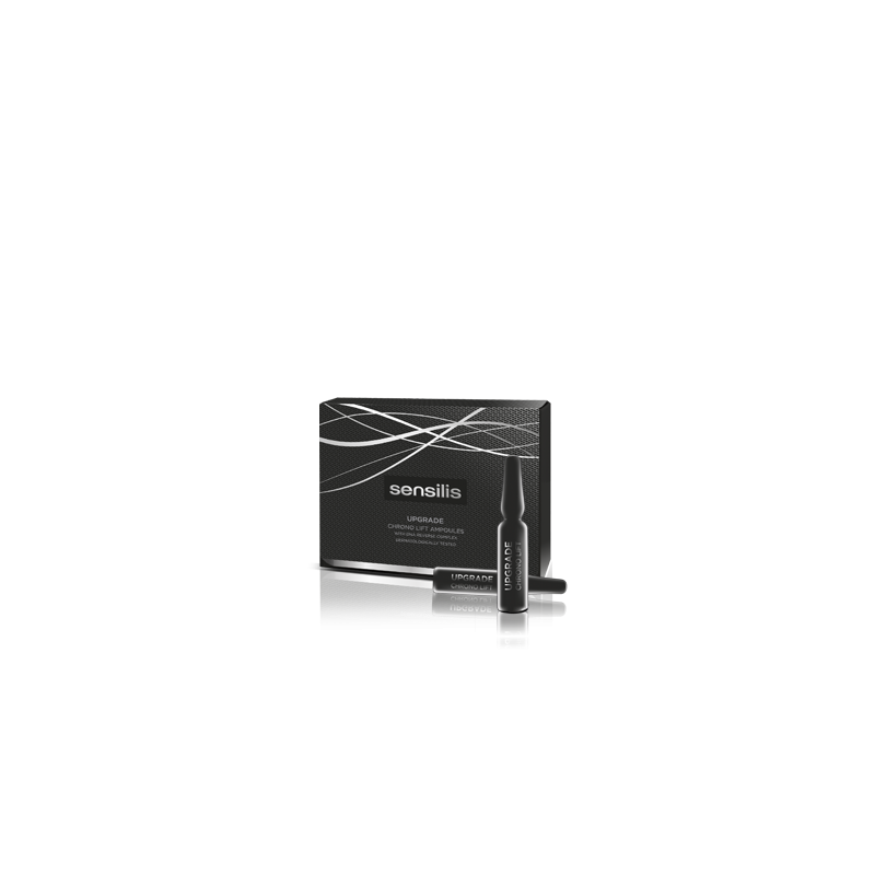 Sensilis Upgrade Chrono Lift Ampollas