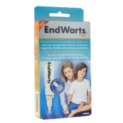 Endwarts Pen Lapiz Aplicador Antiverrugas 3ml