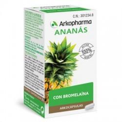 Arkocapsulas Ananas (Piña) 48 Capsulas