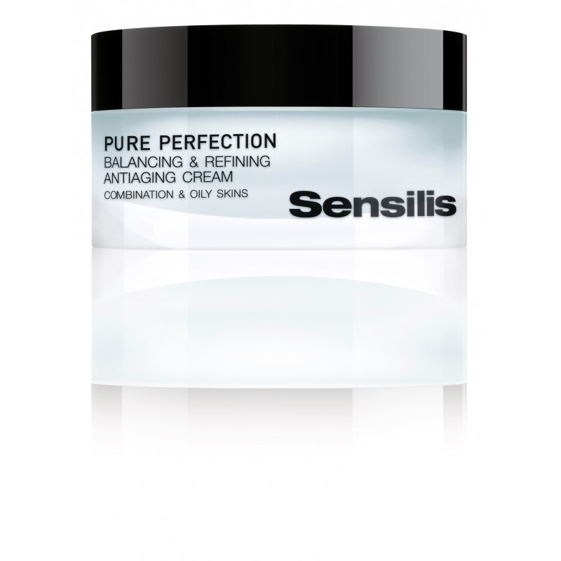 SENSILIS PURE PERFECTION CREMA ANTIEDAD EQUILIBRANTE Y REFINADORA