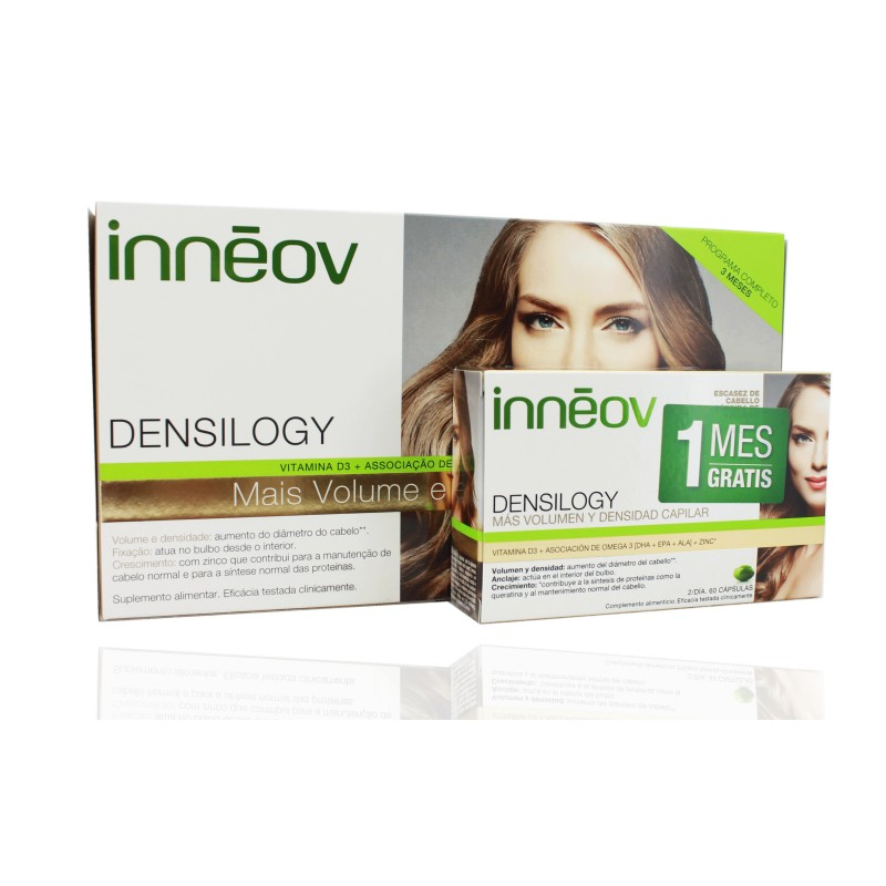 INNEOV DENSILOGY  MUJER Pack 3 meses
