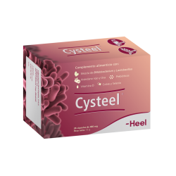 Cysteel 28 Capsulas
