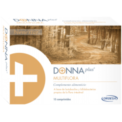 Donnaplus Multiflora 30 Comp