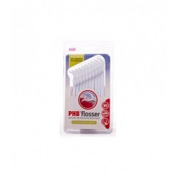 Phb Flosser Aplicador Hilo Dental 10 unidades
