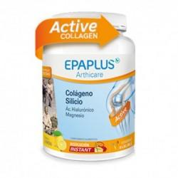 Epaplus Instant Colageno + Silicio + Hialuronico + Magnesio Sabor Limon 334g