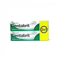 Dentabrit Fluor Duplo Pasta 2x75 ml