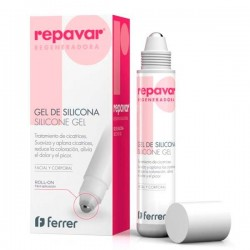 Repavar Regeneradora Gel de Silicona Roll On 20ml