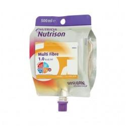 Nutrison Multifibre 500Ml 12 Botellas Neutro