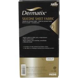 Dermatix Lamina de Silicona Fabric 4X13CM