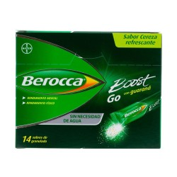 Berocca Boost And Go 14 sobres