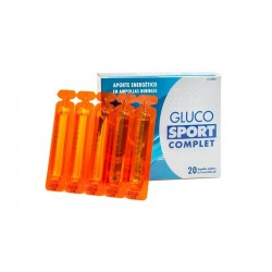 Glucosport Complet 20 Ampollas
