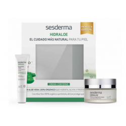 Sesderma Pack Hidraloe Crema Facial 50ml + Contorno Ojos 15ml
