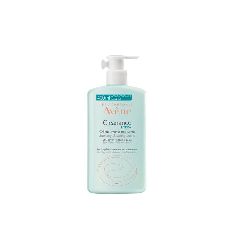Avene Cleanance Hydra Crema Limpiadora 400Ml