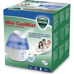 Vicks Coolmist Mini Humificador Ultrasonico
