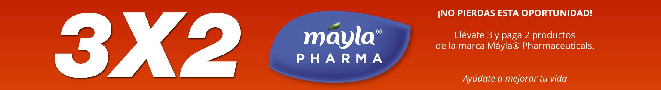 Mayla 3x2 Octubre