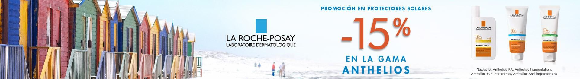 La Roche-Posay solares